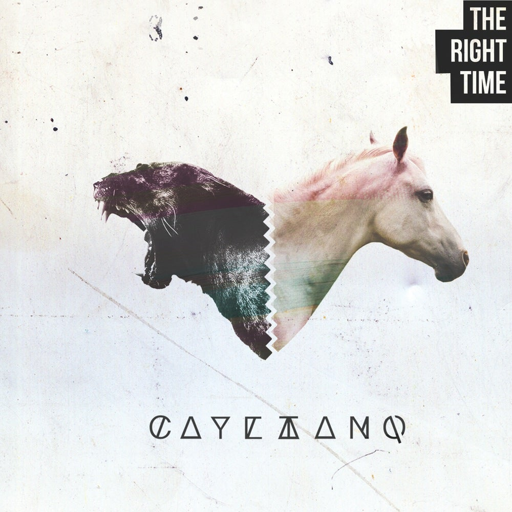 Image of Cayetano - The Right Time LP