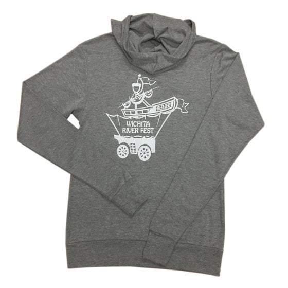 Image of 15% OFF!  Retro Windwagon Hoodie