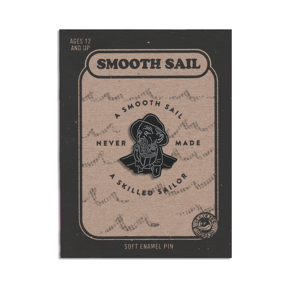 Image of Smooth Sail Lapel