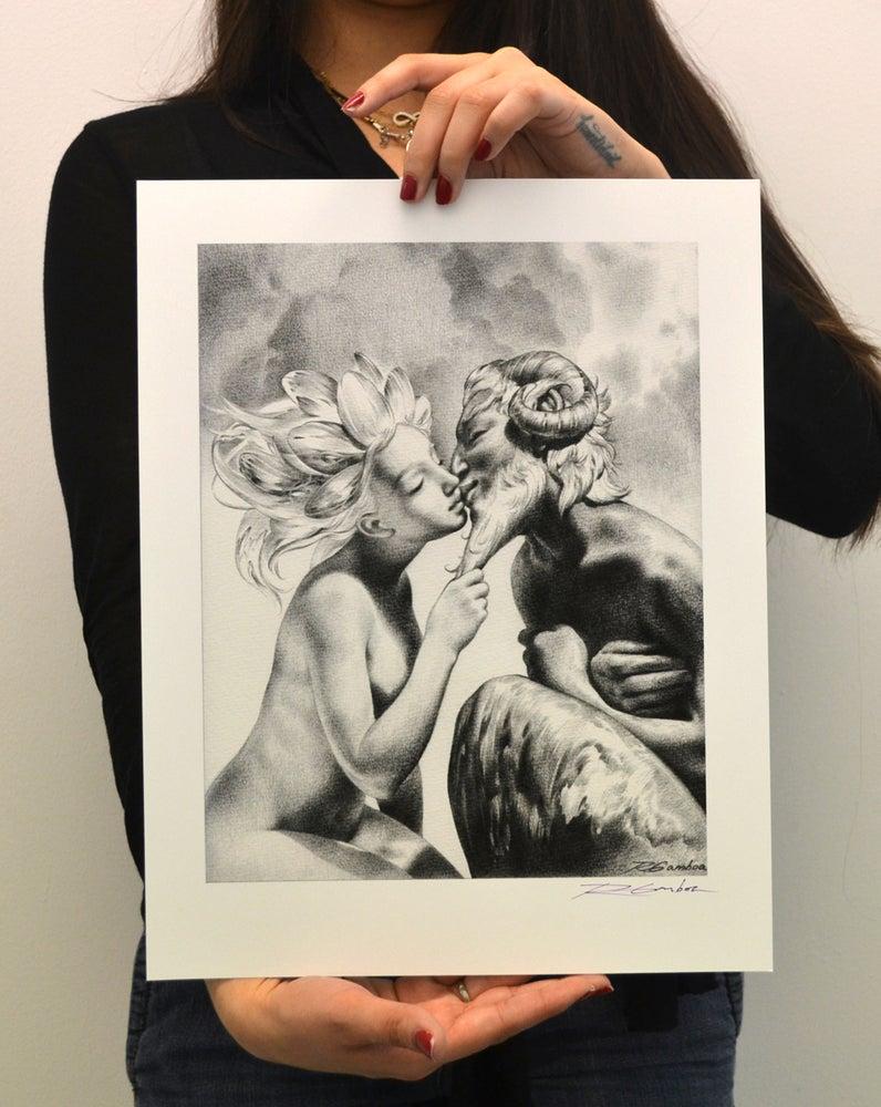 "Image of "" Our Mythological Selves "" ( PRINT )"