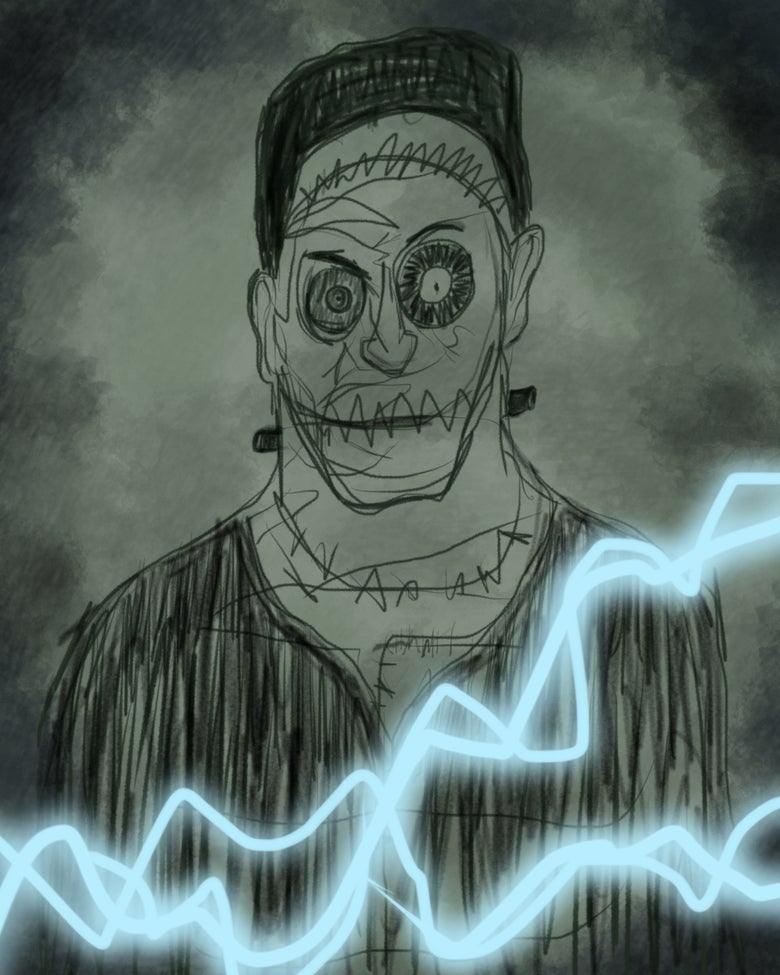 Image of Frankenstein's Monster