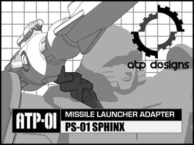 Image of ATP-01 MMC Sphinx Missile Launcher Adapter