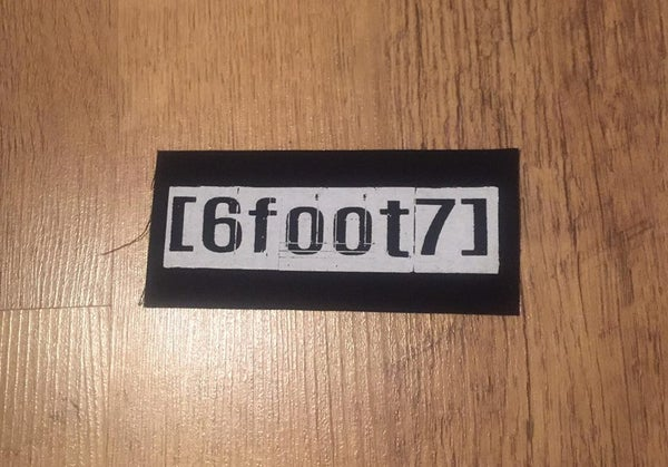 Image of [6foot7patch]