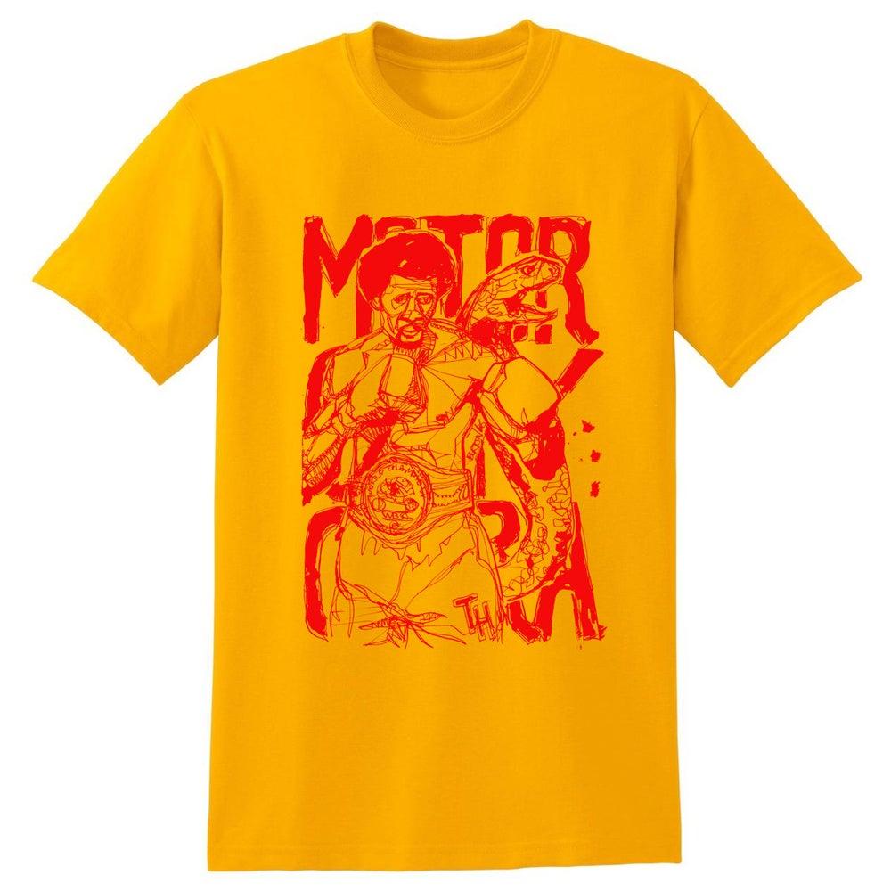 Image of Motor City Cobra t-shirt