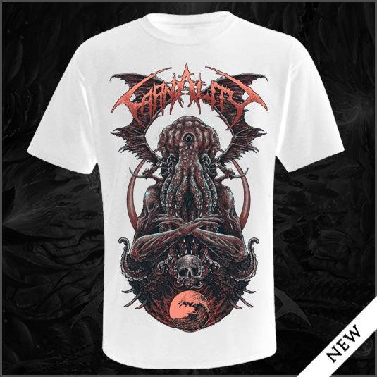 """Image of Carnality """"Cthulhu"""" T Shirt"""