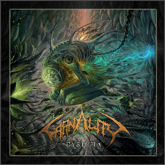 "Image of CARNALITY ""Dystopia"""