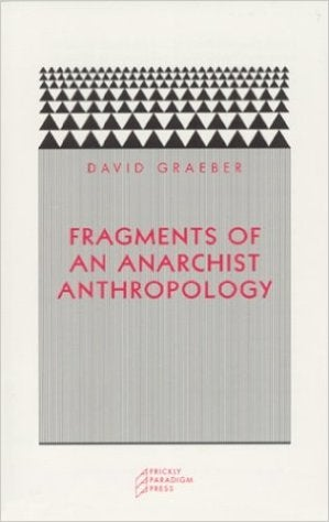 Image of Fragments of an Anarchist Anthropology