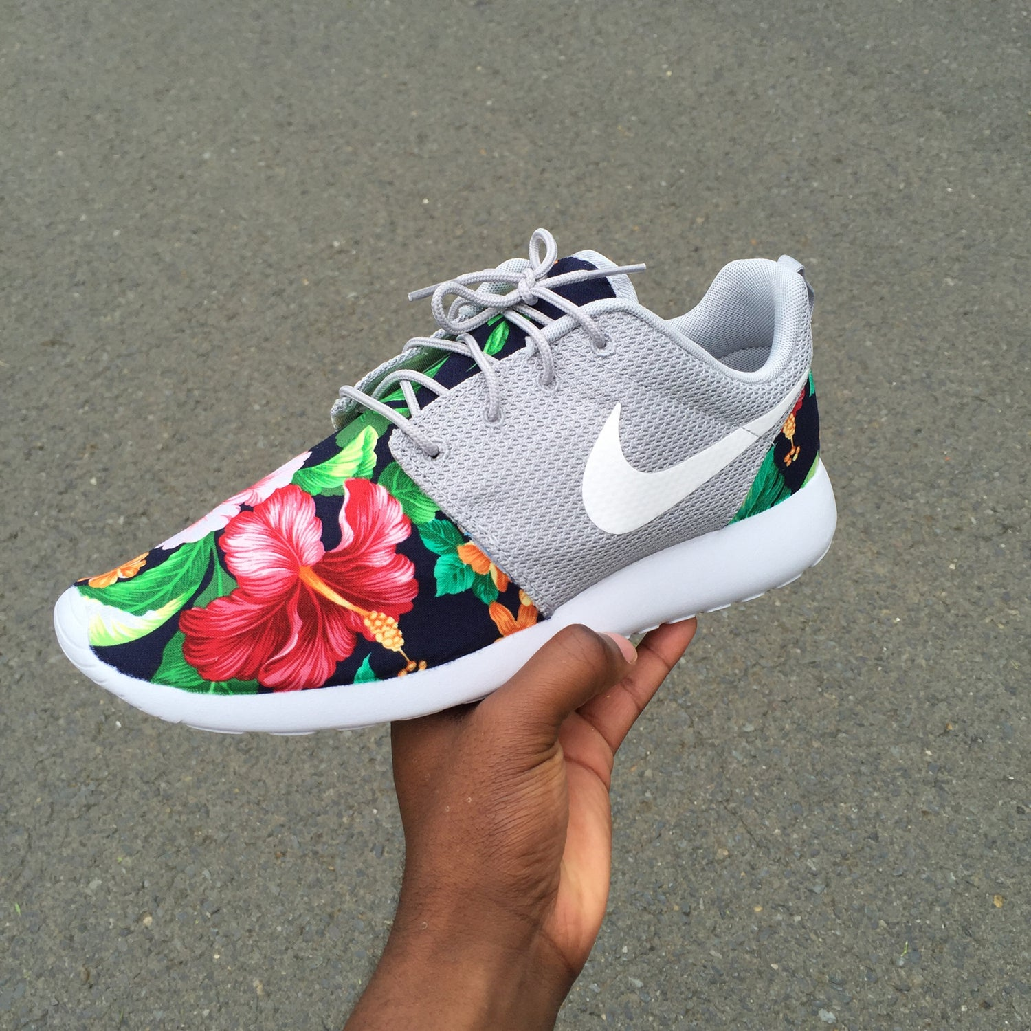"Image of Custom Nike Roshe One ""Aloha"""