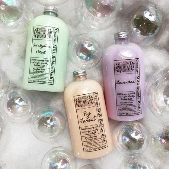 Image of Creamy Milk Bubble Bath