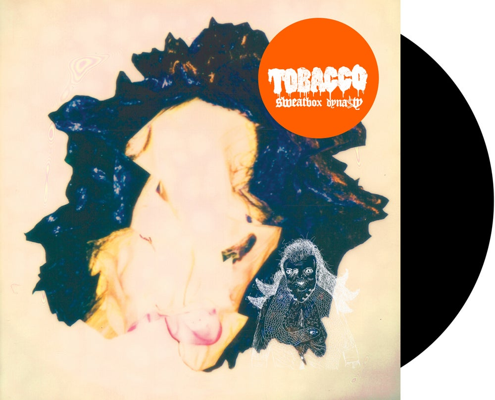 "Image of TOBACCO ""Sweatbox Dynasty"" Vinyl LP"