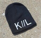 Image of Knocked Loose Beanie/Skullcap: K//L