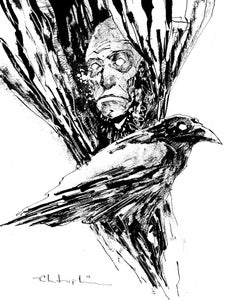 Image of The Three-Eyed Raven (GAME OF THRONES)