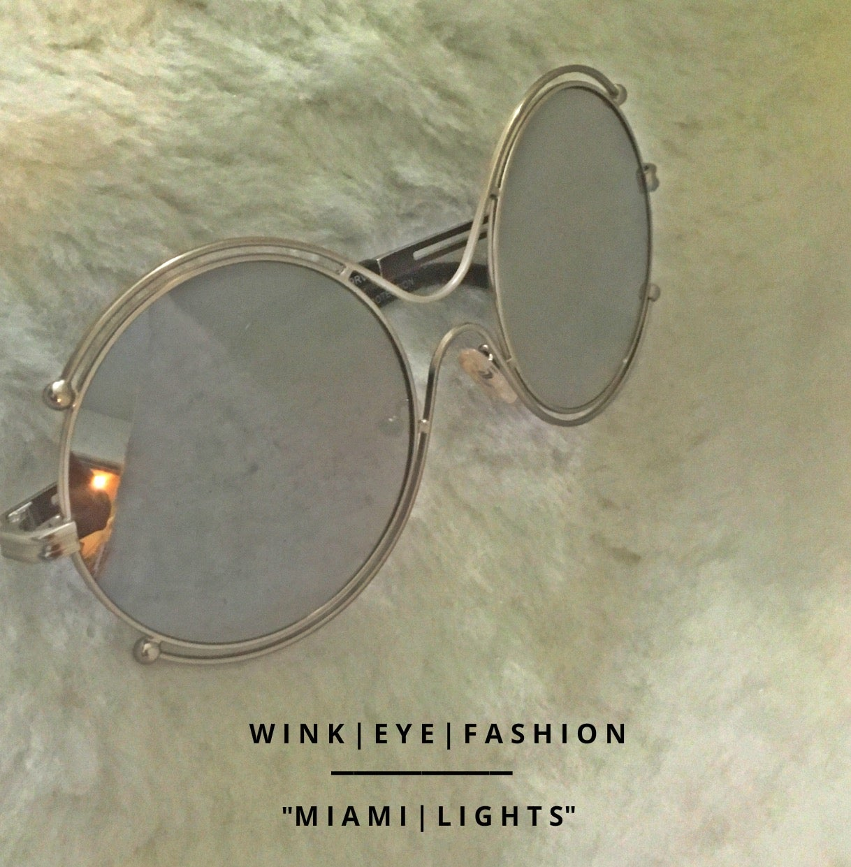 Image of MIAMI LIGHTS (RoundedFrames)