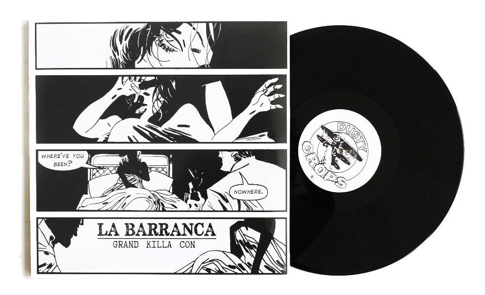Image of Grand Killa Con - La Barranca (LP, Dusty Crops)
