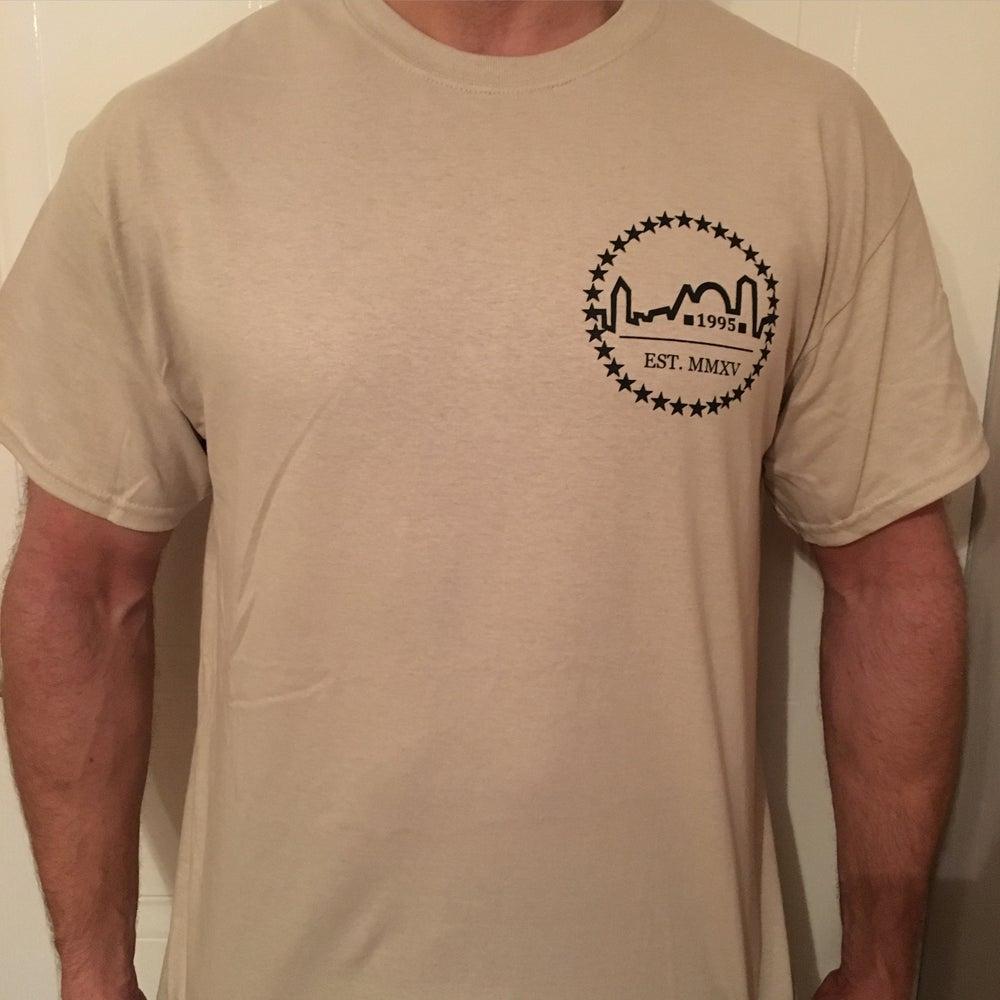 Image of Sand Logo Tee