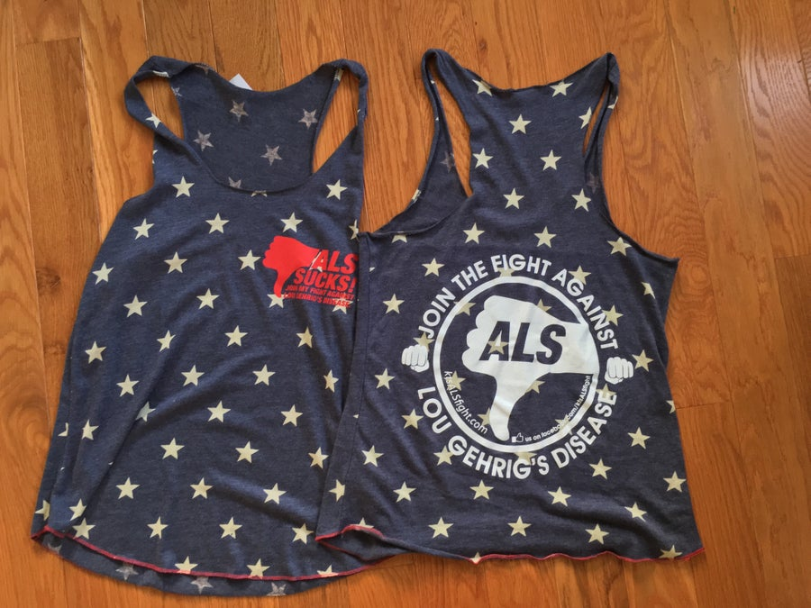 Image of Star & Camo tanks