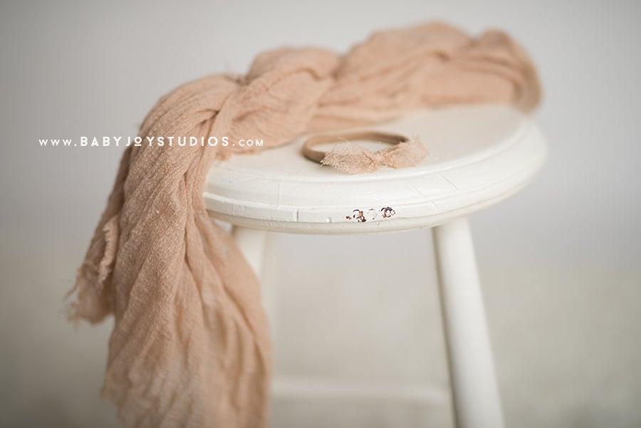 Image of {Nude Gauze} Sets | Wrap & headband