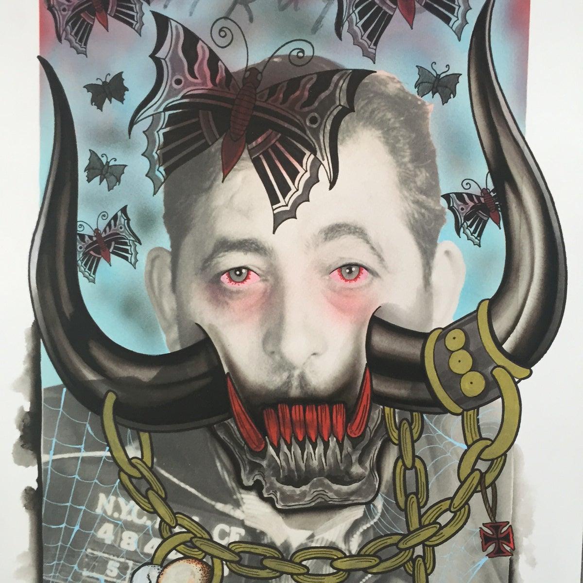 captured tattoo death forever dan smith. Black Bedroom Furniture Sets. Home Design Ideas