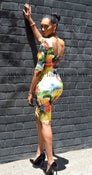 Image of CALI SPRING BODYCON DRESS