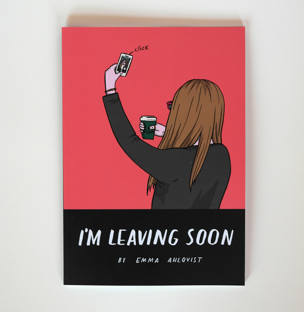 Image of I'm leaving soon, Graphic Novel