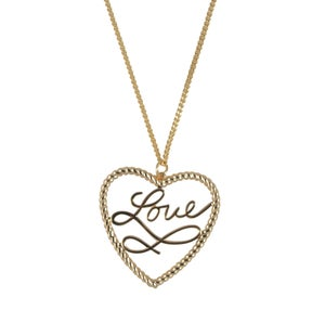 Image of Love Rope Necklace