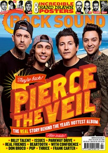 Image of ISSUE 214 / PIERCE THE VEIL
