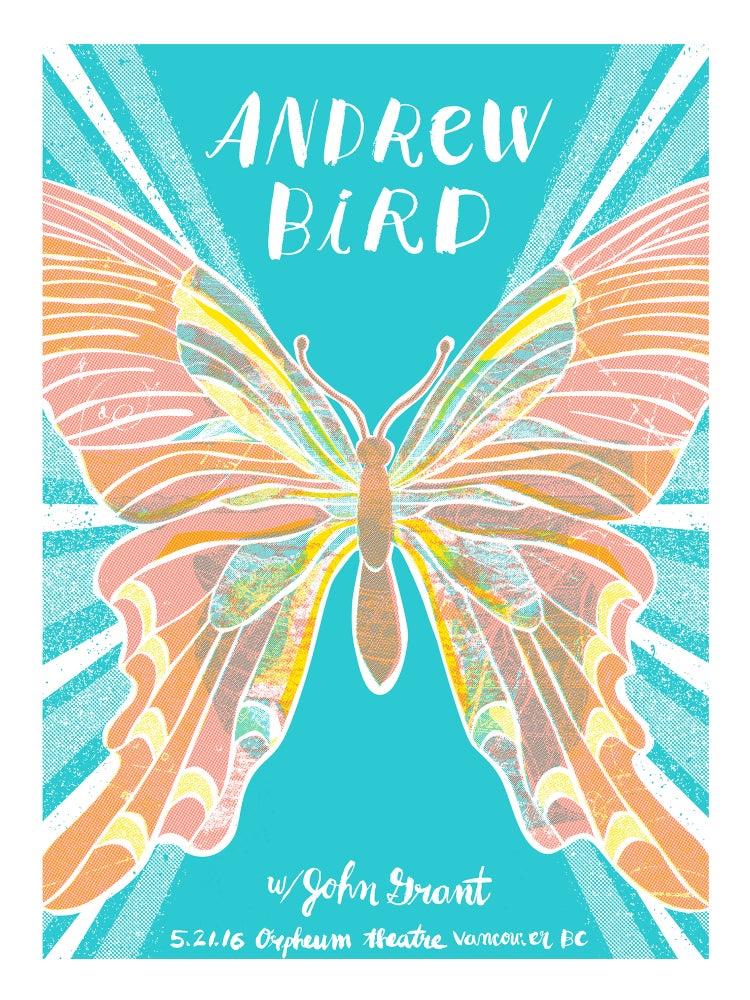 Image of Andrew Bird Vancouver 2016