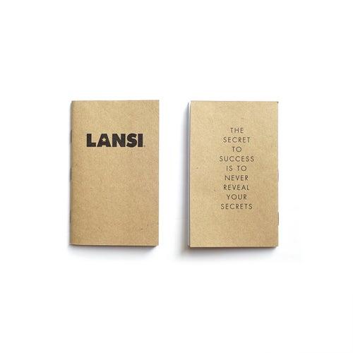 Image of LANSI Workbooks (Pack of 3)