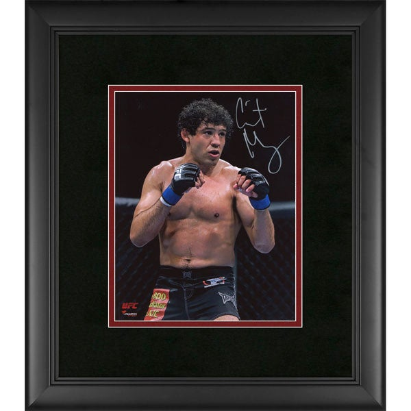 Image of Fanatics Authentic Gilbert Melendez UFC Framed Autographed 8 x 10 Vertical Stance Photograph