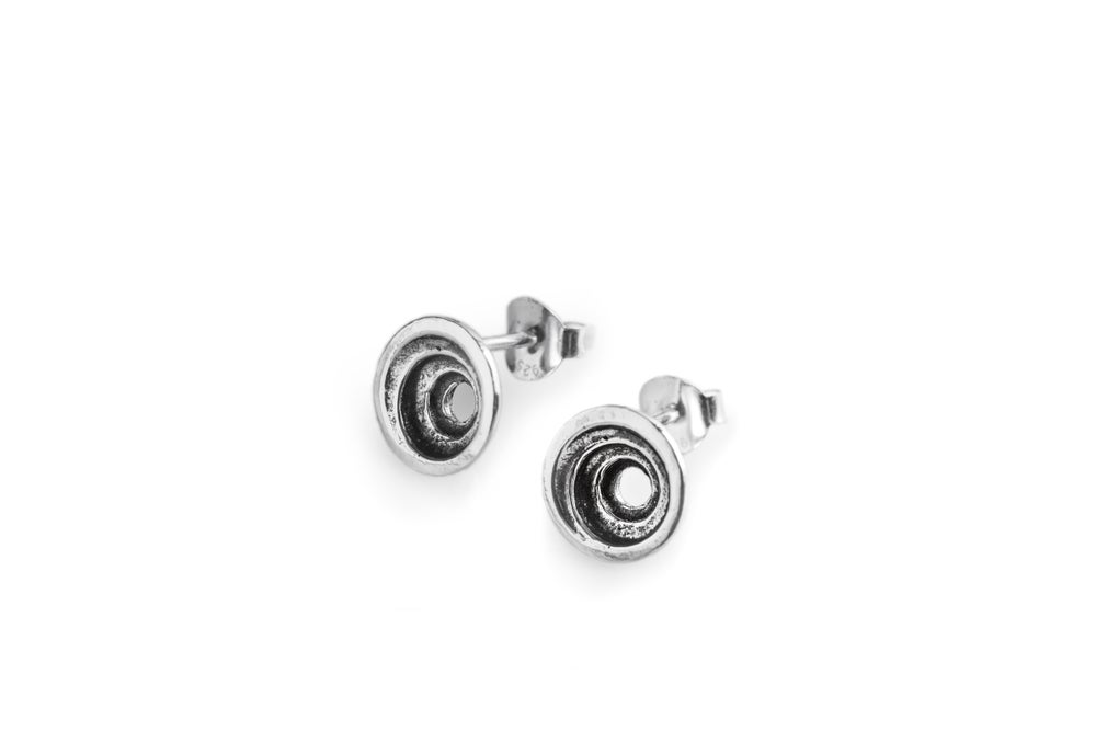 Image of Puka earrings