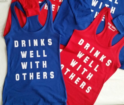 Image of Drinks Well With Others - tanks