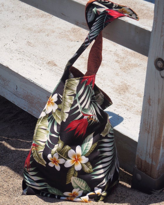 Image of Dark Tropical Bag