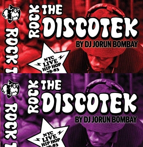 Image of Rock The Discotek Mixtape Both Volumes Bundle