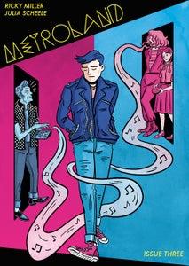 Image of Metroland #3 by Ricky Miller & Julia Scheele