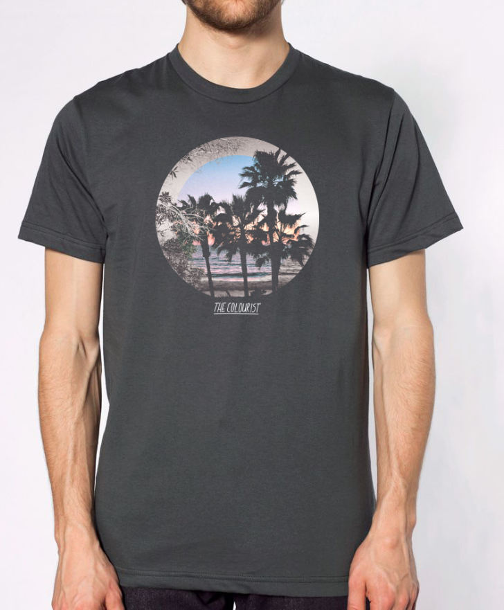 "Image of ""PALM TREE"" TEE"