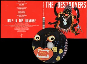 Image of Hole In The Universe - CD Album