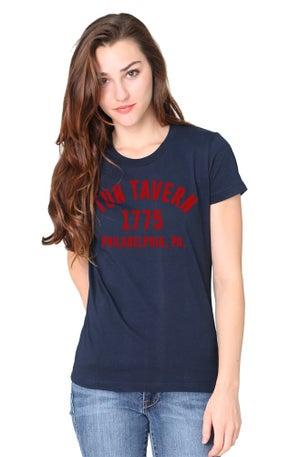 Image of Tun Tavern - 1775 USMC   Women's T-Shirt