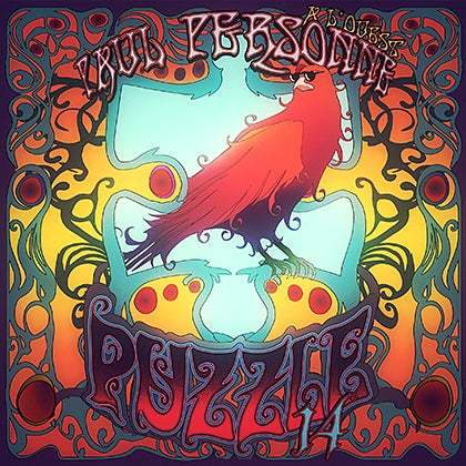 Image of PAUL PERSONNE - Puzzle 14 - CD Cristal