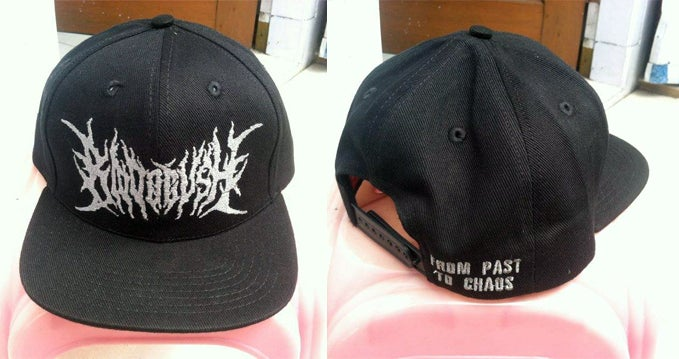 Image of Bloodgush Hat
