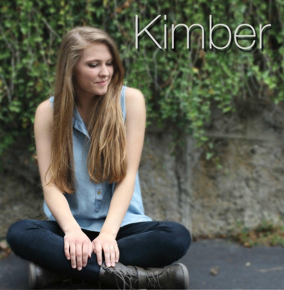 Image of Kimber EP - CD