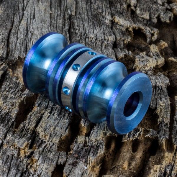 Image of Light Blue Triple Bead Set #1