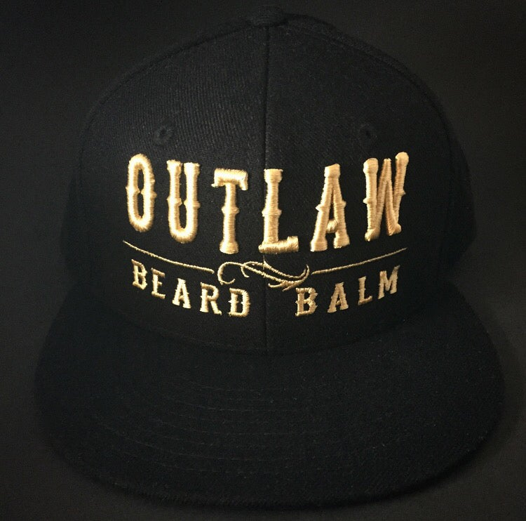 Image of OBB GOLD/BLACK SNAPBACKS