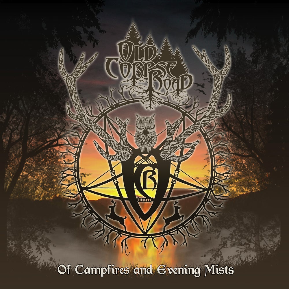 Image of Old Corpse Road - Of Campfires and Evening Mists CD