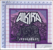 "Image of ALKIRA - ""Juggernaut"" Patch"