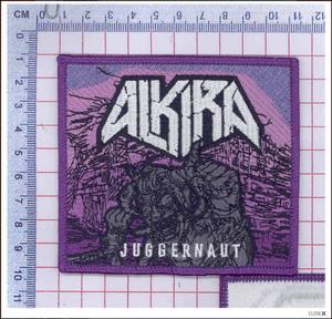 """Image of ALKIRA - """"Juggernaut"""" Patch"""