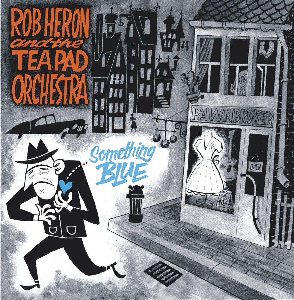 "Image of ""Something Blue"" (CD)"