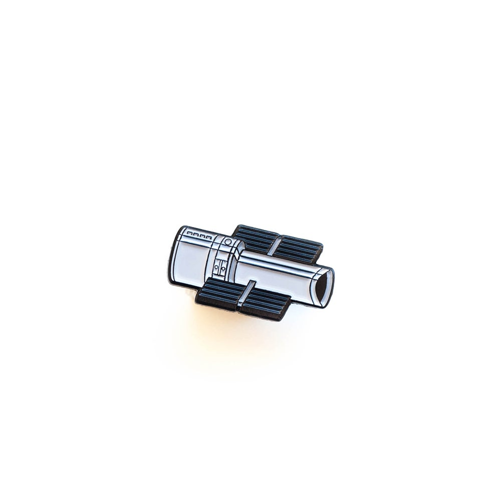 Image of Hubble Telescope Pin