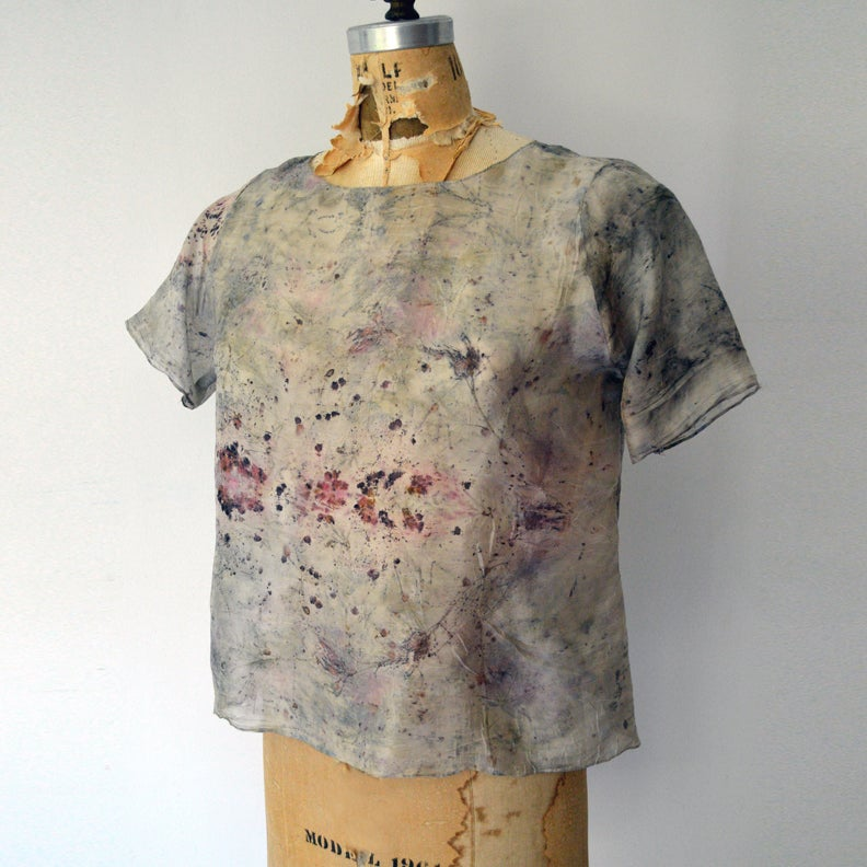 Image of tissue tee