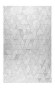Image of 676685001634 Leather Stitch Hide - Mosaik Grey