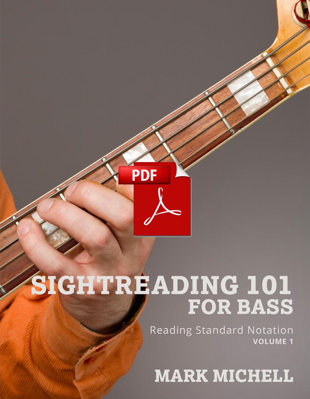 """Image of """"Sightreading 101 for Bass"""" • Digital"""